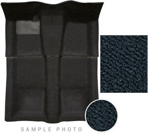 1967 Charger Carpet Kit 501 Black 4 Speed 80-20 Loop CLEARANCE SOLD AS IS