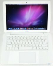 "Apple 2009 White MacBook 13"" 2.26GHz C2D 250GB 2GB MC207LL/A (C Grade)"