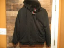 Espada Lined Hoodie Jacket Sweatshirt L Zip Up Black GREAT FOR MEN/WOMEN New