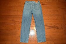 Levi's 504 - Regular Fit Straight Leg Blue Jeans - Men size 31 x 32 - Excellent!
