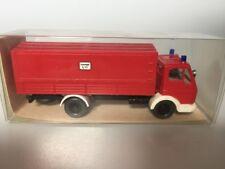 1:87 H0 Wiking Mercedes Feuerwehr 1617