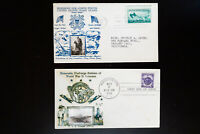 US 1940s Military First Day Covers FDC
