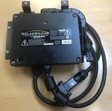 SolarBridge P235LV-240F6 Utility Interactive Module Micro Inverter