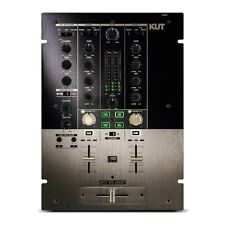 RELOOP KUT - 2 CHANNEL DIGITAL DJ BATTLE FX MIXER w/ USB INTERFACE / Auth Dealer