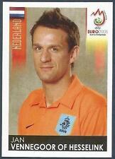 PANINI EURO 2008- #275-NEDERLAND-HOLLAND & CELTIC-JAN VENNEGOOR OF HESSELINK