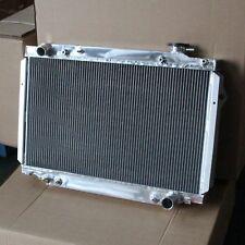 For Toyota Landcruiser 80 Series Fj80R Fzj80R 93-97 3 rows Aluminum Radiator