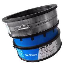Flexseal Manschette Rohrmanschette Schelle 2B ALL-IN-ONE DN150 160-196mm