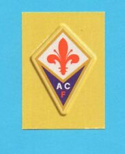 PANINI CALCIATORI 2013-2014-Figurina n.156-SCUDETTO/BADGE-FIORENTINA-NEW