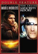 War of The Worlds/minority Report 0097361701943 With Tom Cruise DVD Region 1
