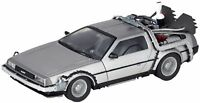 KAIYODO MOVIE REVO No.001 Back to the Future II DeLorean NEW from Japan