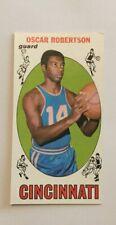 1969 Topps Basketball Oscar Robertson #50 Clean Crease Free