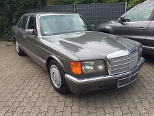 Mercedes-Benz 420 SE W126 Oldtimer - V8 mit KAT ohne Rost !!