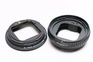 SET OF 2 HASSELBLAD MACRO EXTENSION TUBE 21MM 8MM for V 500C 500C/M 503CW etc