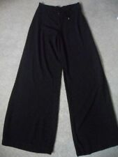 Marks and Spencer Wide Leg High Rise 32L Trousers for Women