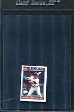 1991 Topps Micro Alan Trammell AS #389 Mint