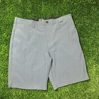 Men's Hurley Phantom Grey Board Shorts Swim Trunks STRETCH Size 32