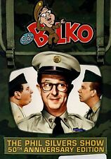 BRAND NEW 3DVD SET // PHIL SILVERS // SGT BILKO // 50TH ANNIVERSARY EDITION