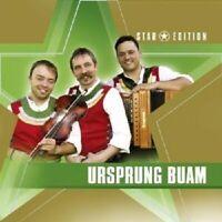 "URSPRUNG BUAM ""STAR EDITION"" CD NEUWARE"