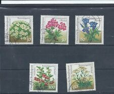 Germany stamps. 1991 Plants in Rennsteiggarten used.(A891)