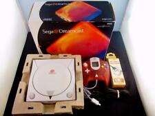 Sega Dreamcast Console Complete In Box CIB Bundle Very Good Working Condition