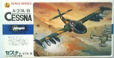 Planos escala 1/72 CESSNA A-37A/B - HASEGAWA B012 350