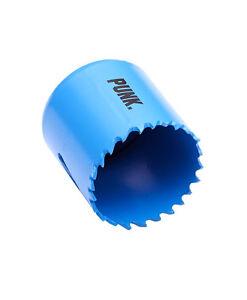 PUNK 44MM BI-METAL HOLESAW M42 8% COBALT *Authorised Distributor for PUNK*