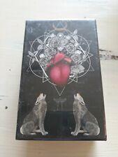 The Naked Heart Tarot Kit Third Edition by Jillian C. Wilde Sealed
