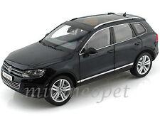 KYOSHO 08822DBK 2010 VW VOLKSWAGEN TOUAREG TSI SUV 1/18 DIECAST BLACK PEARL