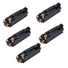 5 Toner Cartridge For Q2612A HP Printer 1010 1012 1015 1018 1020 1022 1022n
