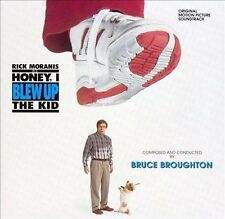 Honey, I Blew Up the Kid Soundtrack by Bruce Broughton (CD, Jul-1992, Intrada)
