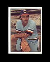 Clyde Wright Hand Signed 1975 SSPC Texas Rangers Autograph