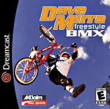 Dave Mirra Freestyle BMX Sega Dreamcast Game Aus Express