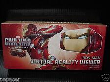 IRON MAN Captain America CIVIL WAR VIRTUAL REALITY VIEWER VR glasses 3D gaming