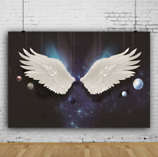 Fantasy 7x5ft Backdrop Angel's Wing Shooting Studio Photography Props Background