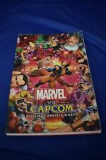 MARVEL vs CAPCOM Official Complete Works  (Paperback)
