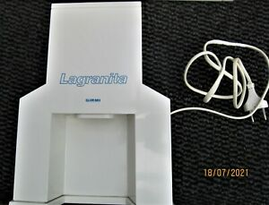 Eis-Crusher/Eiswürfel-Zerkleinerer Lagranita/Girmi TR10/elektr.