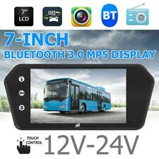 7'' HD 1080P Touch Car Rearview Mirror Monitor MP5 Player Bluetooth/USB/TF/FM