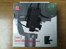 External Servo Follow Focus Zhiyun Crane 2 Stablizer Gimbal  Canon Nikon Sony