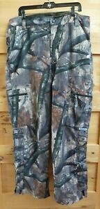 Browning XPO Pre-Vent XL Hunting Pants Waterproof Windproof Mossy Oak Treestand