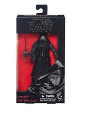 "Star Wars The Force Awakens Black Series Kylo Ren 6"" Figure - Brand New & Sealed"