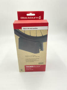 Blackburn Front Wheel Platform for Bike Trainers (Trainer Block, Black)