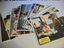 Taxi Driver lobby card set  1976