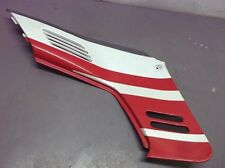 Used Left Side Cover for a 1990 to 1991 Honda CBR1000