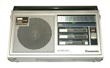 Panasonic Vintage AM/FM 2-Band Radio with Carrying Handle Model: RF-559