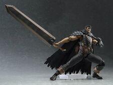 Max Factory figma Guts Black Swordsman Ver Repaint Edition Action Figure Berserk