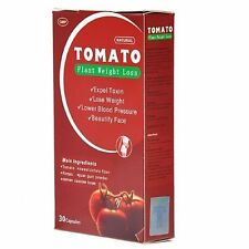 AUTHENTIC Tomato Herbal Natural Plant Slim Weight Loss Diet Pills, Capsules