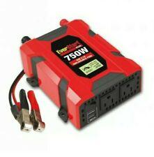 New listing EverStart Plus 750w Portable Dc to Ac Power Inverter #7003M
