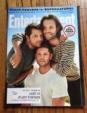 SUPERNATURAL TV Show - Entertainment Weekly magazine - May 2020