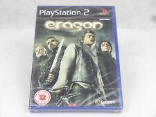 PlayStation 2 PS2 Eragon Brand New & Sealed