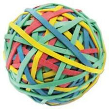 """Universal Office Products UNV00460 Rubber Band Ball, 3"""" Size, 2 3/4"""" Length"""